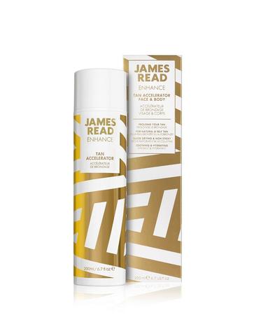 James Read Усилитель загара для лица и тела Tan Accelerator Face & Body