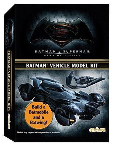 Batman Vehicle Model Kit (Build a Model)