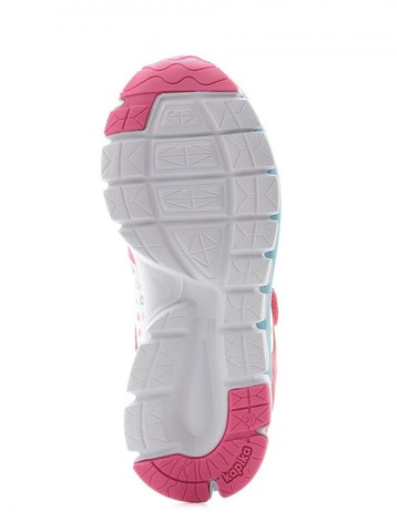 Кроссовки бело-розовые, Softshell, Капика (ТК Луч)