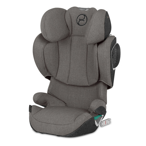 Автокресло Cybex Solution Z i-fix Soho Grey Plus