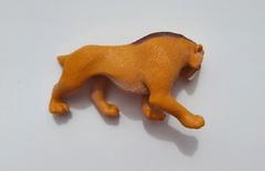 Силиконовый молд Саблезубый тигр