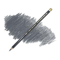 Карандаш художественный цветной POLYCOLOR, цвет 409 холодный серый самый темный