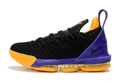 Nike LeBron 16 'Black/Yellow/Purple'