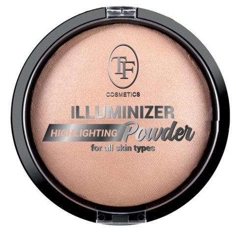 TF Хайлайтер-пудра ILLUMINIZER HIGHLIGHTING тон 601 розовый