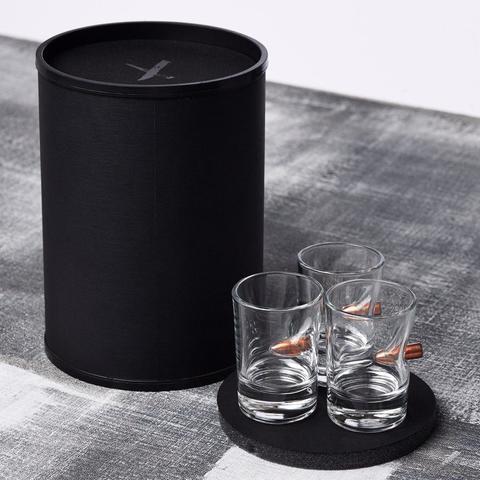 Рюмки «Shot» 3 х 40 мл, подарочная упаковка