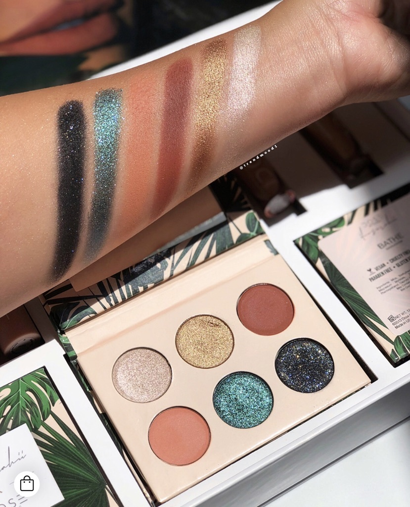 Dose Of Colors iluvsarahii Eyeshadow Palette