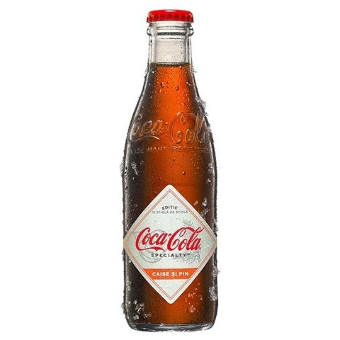 Coca-Cola Speciality Apricot Pine 0,25 л