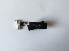 Металлический крепеж Studio 2.0 (Черный)