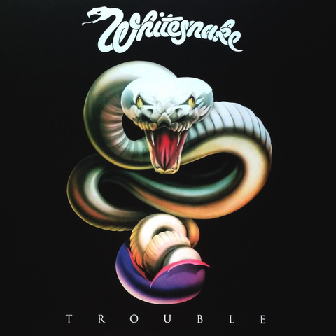 Whitesnake / Trouble (LP)