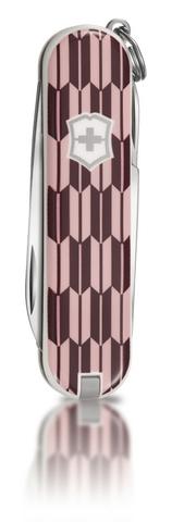 Нож-брелок Victorinox Classic LE 2010, 58 мм, 7 функций,