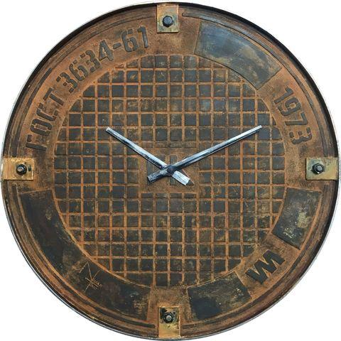 Настенные часы Nicole Time NT181 SKYWALKER