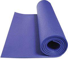 Yoqa xalçası \ Yoga Mat \ Коврик для йоги blue 4 mm 61 x 173 sm