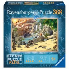 Puzzle ESCAPE KIDS AT Piraten 368 pcs