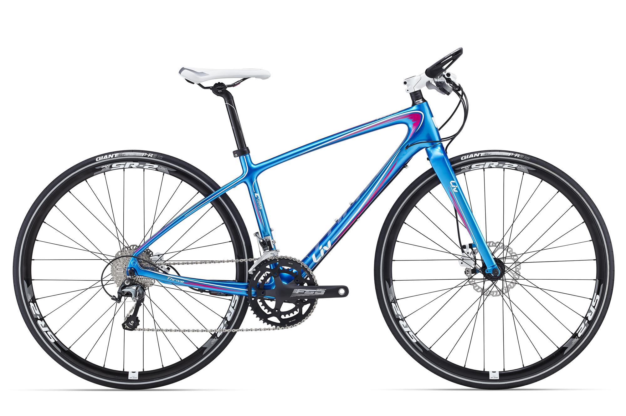 Giant Thrive CoMax 2 Disc (2016)