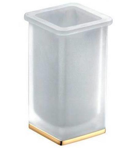 Стакан настольный Colombo Lulu B6241GL, золото