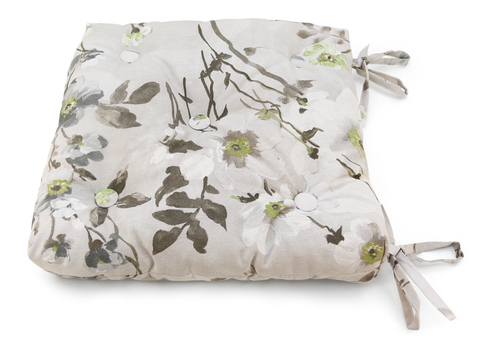 Подушка на стул Натюрель бежевый