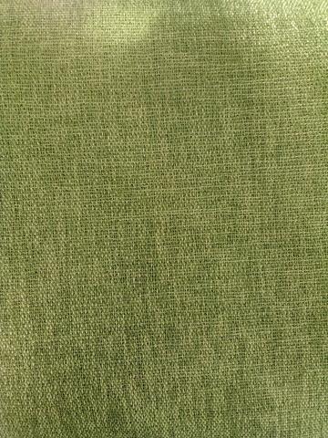 Блэкаут лен для штор светло-зеленый. BLL-15