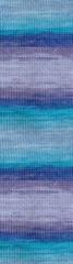 3673 (Бирюза,синий,лиловый,сиреневый)