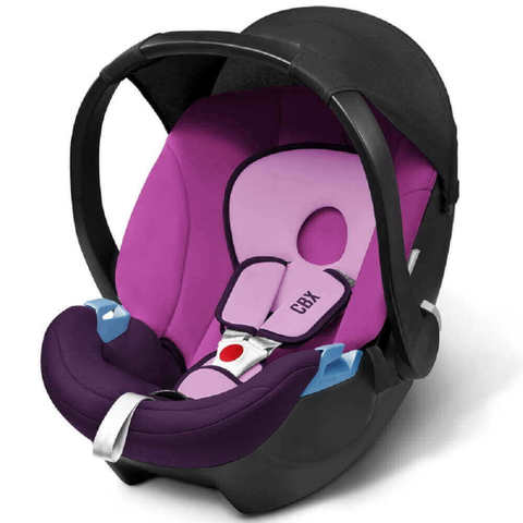 Автокресло Cybex Aton Basic CBX Purple Rain