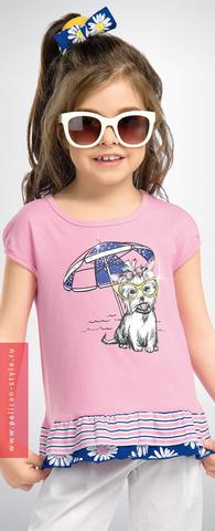 GTR357/1 футболка для девочек
