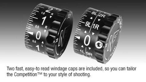 Оптический прицел NIGHTFORCE COMPETITION™ 15-55×52 FCR-1™ (C514)