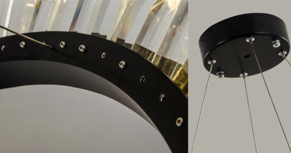 Подвесной светильник копия Prometheus III by Christopher Boots D50