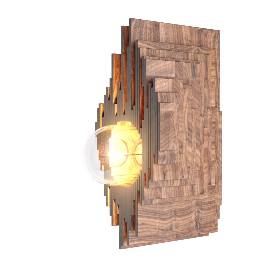 Настенный светильник GALACTIC Fourier - вид 1