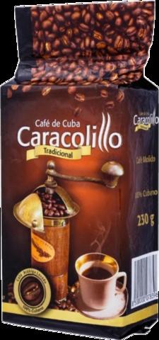 Кофе молотый Caracolillo традиционный 230 г