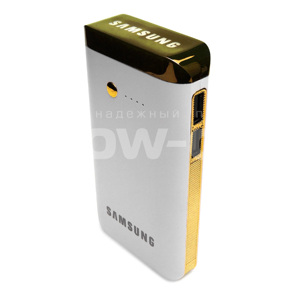Power Bank Samsung Хром 12000mAh оптом