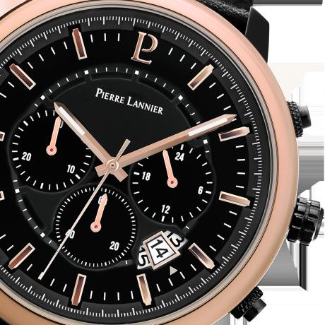 Мужские часы Pierre Lannier Impulsion  229F433