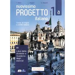 Nuovissimo Progetto italiano 1 – Libro dello st...
