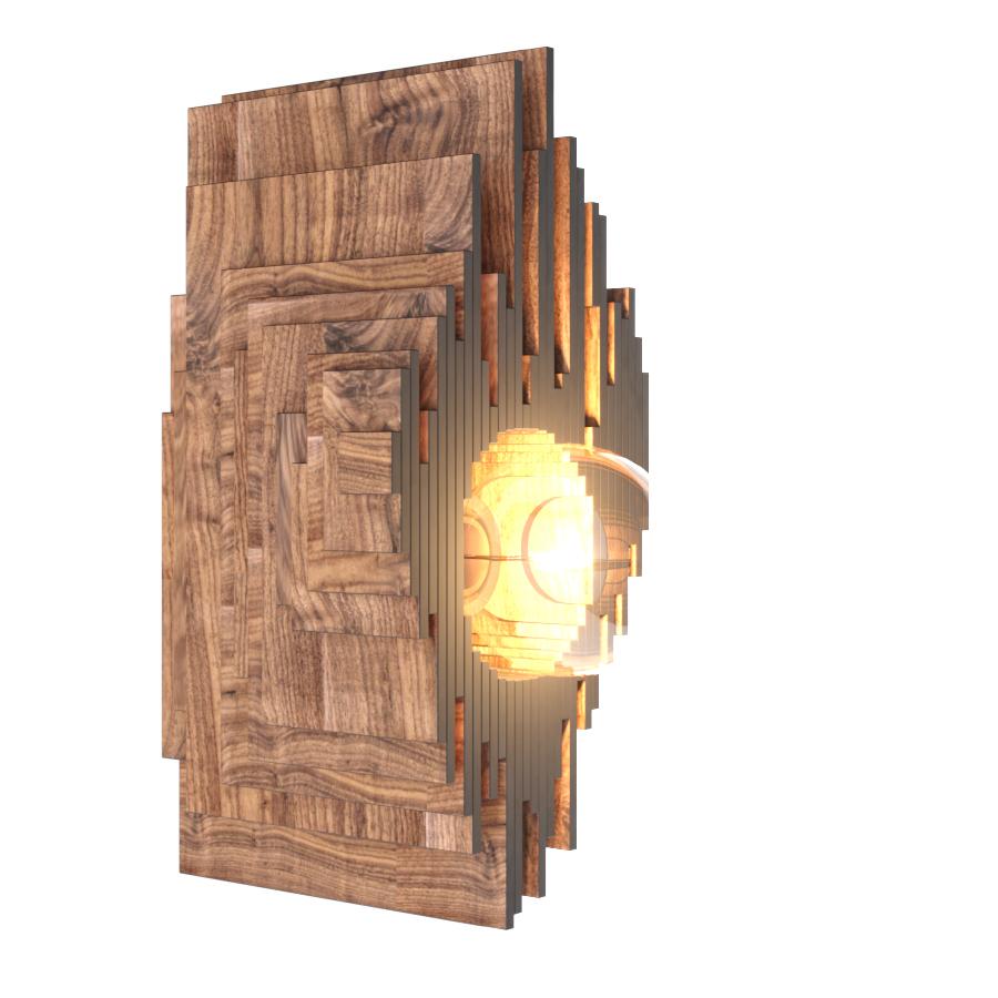 Настенный светильник GALACTIC Fourier - вид 3