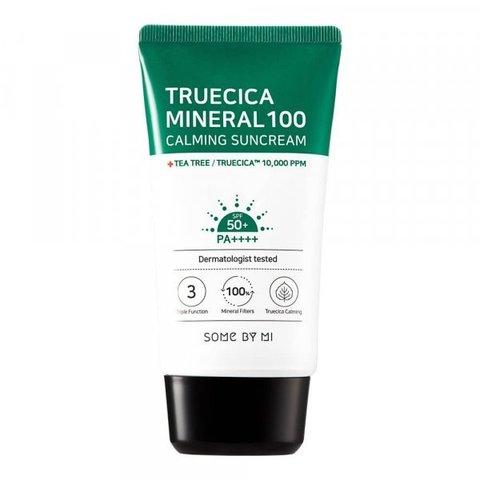 Some By Mi Truecica Mineral 100 Calming Sun Cream SPF50