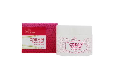 Крем для лица ЗМЕИНЫЙ ПЕПТИД Cream Syn-Ake, 50 мл D2 Lab