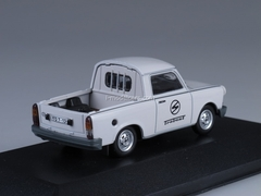 Trabant 1.1 Pick-Up Open white 1990 IST179B IST Models 1:43