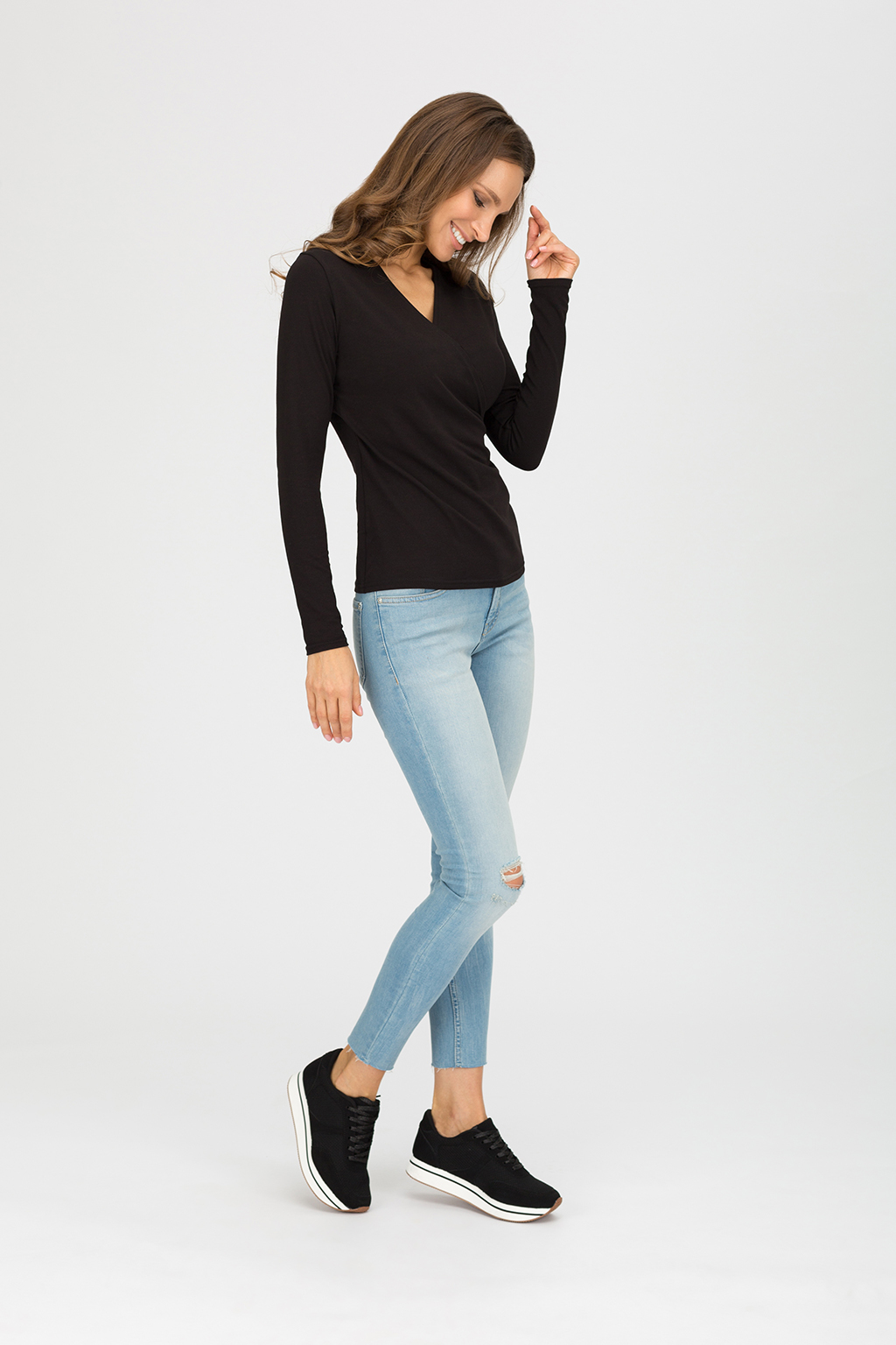 Блуза для кормящих Сюрприз - Фото 3