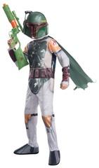 Звездные войны Боба Фетт костюм детский