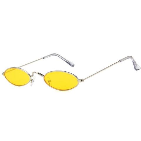 Солнцезащитные очки 183001s Желтый - фото