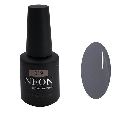 Серый гель-лак NEON