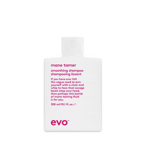 EVO Разглаживающий шампунь для волос [укротитель гривы] Mane Tamer Smoothing Shampoo