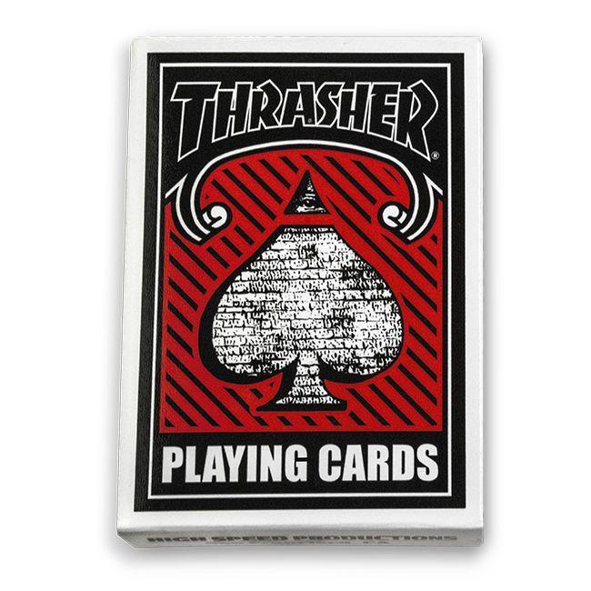 Карты Thrasher Playing Cards