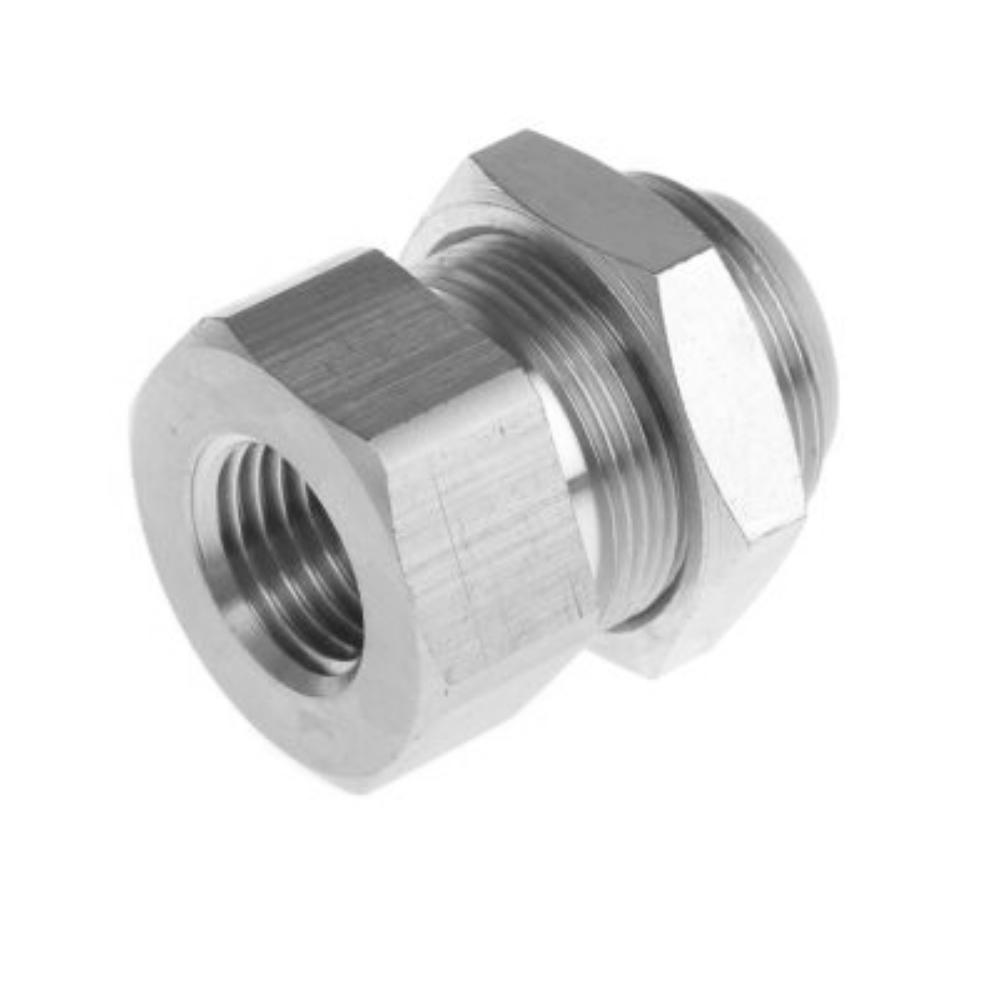 KQ2E06-02N  Соединение для панельного монтажа