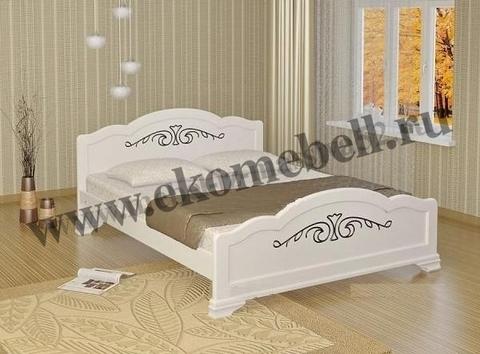 Кровать *Муза* с ящиками