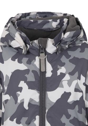 Зимняя куртка Ticket to Heaven Klas для мальчика серый