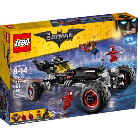 LEGO Batman Movie: Бэтмобиль 70905 — The Batmobile — Лего Бэтмен Муви Кино