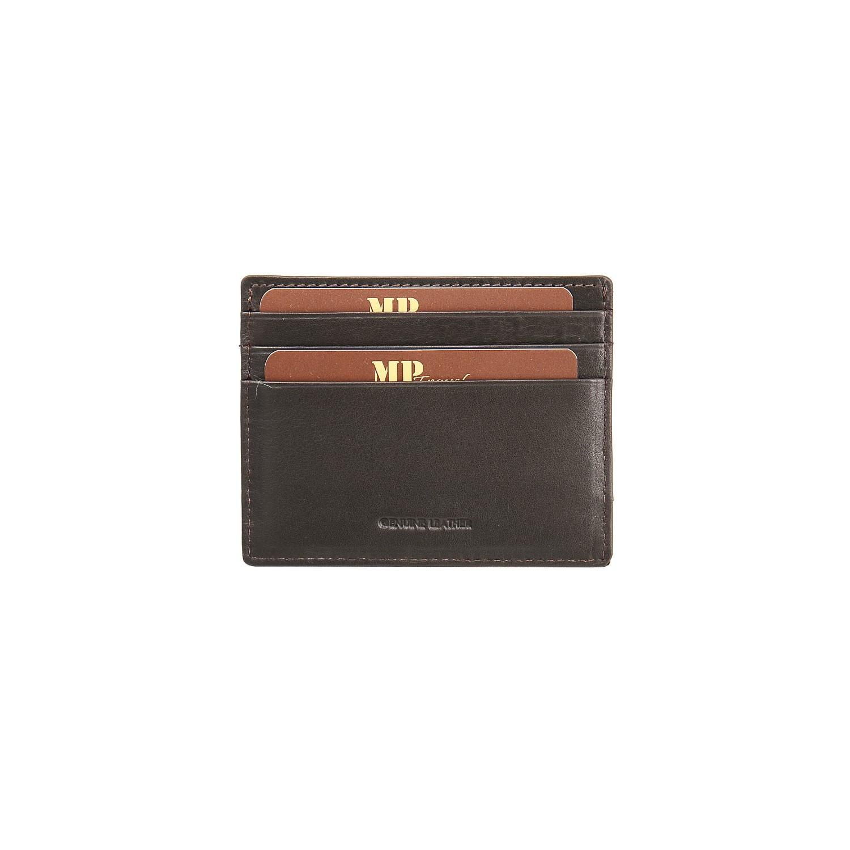 B123183 Castanho - Футляр для карт MP