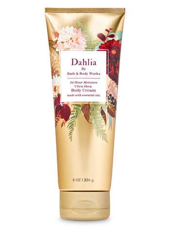 Крем для тела Bath&BodyWorks Dahlia  226 гр