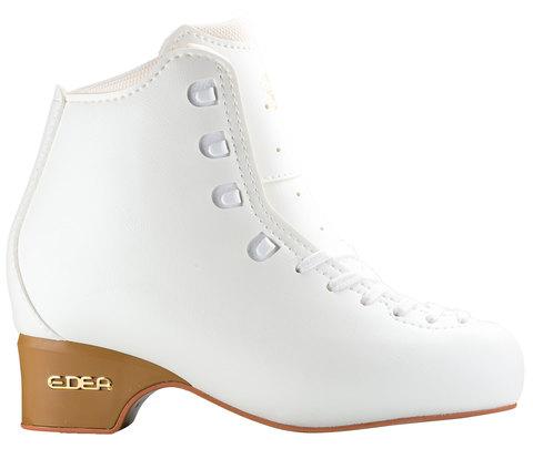 Коньки Edea Tempo (Белые) с лезвиями Balance