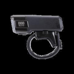 Велофонарь передний BBB NanoStrike 600 Black - 2
