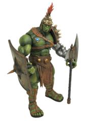 Марвел Селект Планета Халка фигурка Халк Гладиатор